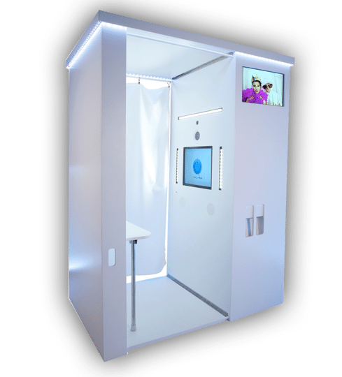 Vanity Photobooth for your wedding or corporate event